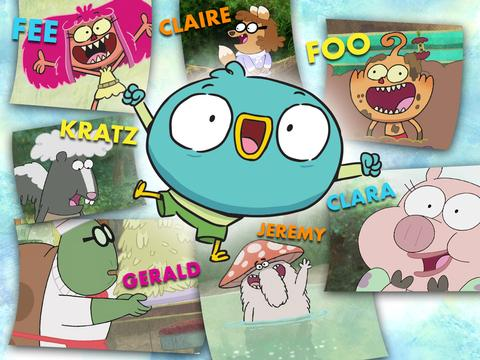 "Harvey Beaks: ""Every Character in 60 Seconds"""