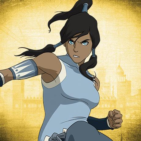 Korra from Legend of Korra | Cartoon | Nick.com