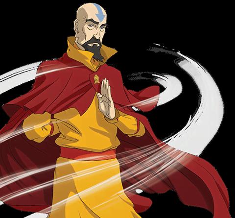 Tenzin / Maître de l'air