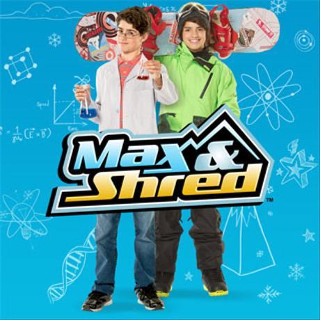 ماكس و شريد