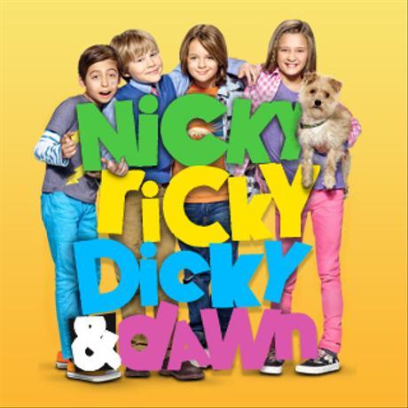Nicky, Ricky, Dicky, y Dawn