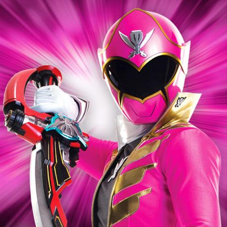 The Pink Ranger