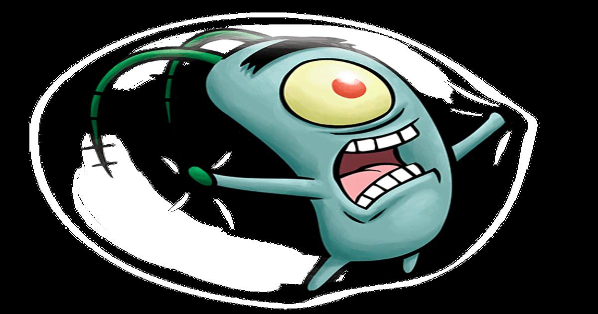 Plankton from SpongeBob SquarePants| Cartoon | Nick.com