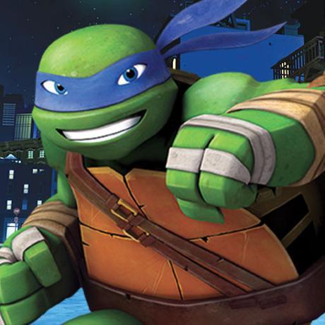 Michelangelo - Ninja Turtles - TMNT Characters - Nick.com