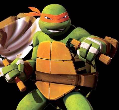 Ninja turtles michelangelo - photo#3