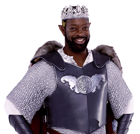 Король Оберон