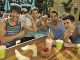 Big Time Rush: foto da Grosso guaio a Bel Air