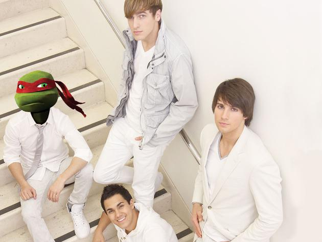 Big Time Rush: BTR's New Member