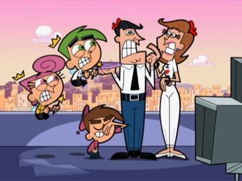 The Fairly OddParents: Fairly Wild Wishes