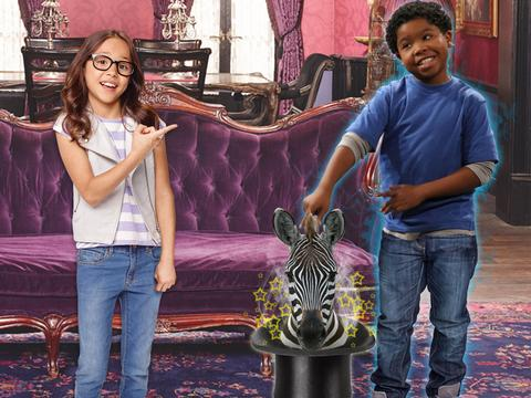 The Haunted Hathaways: Coolest Ghost Tricks
