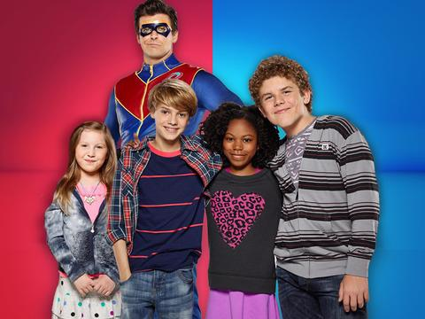 Henry Danger: Meet the Characters from Henry Danger!