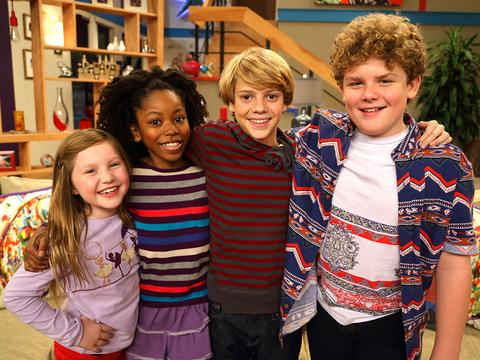 Henry Danger: On Set of the New Movie!