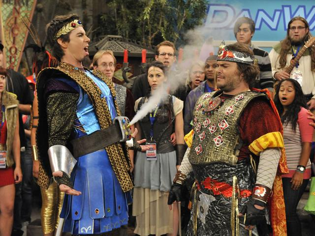 """iCarly: Pictures from""""iStart a Fanwar"""" 