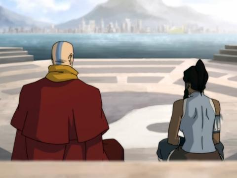 Legend of Korra: Tips From Tenzin