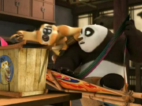 "Kung Fu Panda: ""Owl Be Back: Top 10 Funniest Lines"""