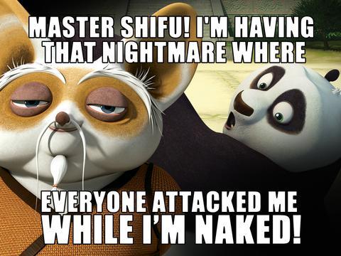 Kung Fu Panda: Po-isms
