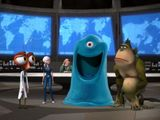 Monsters Vs. Aliens: Wackiest Words