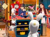 Rabbids: Invasão: Rabbids Visitam Nickelodeon