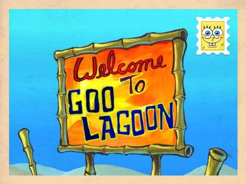 SpongeBob SquarePants: Postcards From Goo Lagoon!