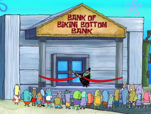 SpongeBob SquarePants: Safe Deposit Krabs