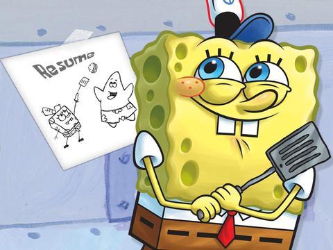 9 motive ca să-l angajezi pe SpongeBob