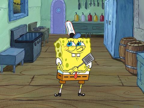 SpongeBob Pantaloni Pătraţi: O zi departe de Fundul Mării