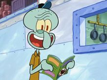 SpongeBob SquarePants: Squidward's Silliest Faces