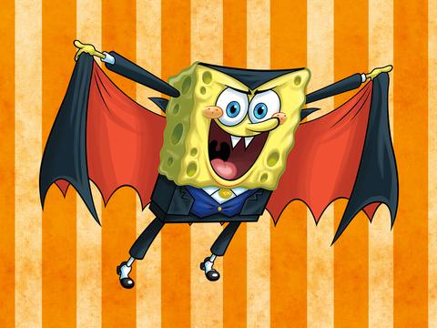 SpongeBob SquarePants: Trick or Treat with SpongeBob!