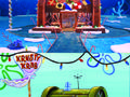 Follow the candy cane lane to the Krusty Krab!