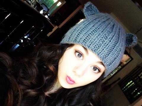 I cappelli di Kira Kosarin