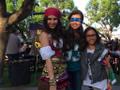 Ryan Newman, Amber Montana e Breanna Yde aproveitando juntas!