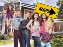 The Thundermans: Tour The Thundermans' House!