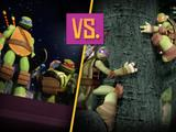 TMNT: Farm Life Vs. City Life