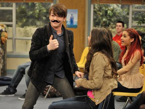 Victorious: Mustache Mayhem