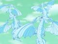 Icy y sus hermanas han traído a dragones de hielo para atacar Alfea. ¿Podrán las Winx triunfar y salvar la navidad de Bloom?
