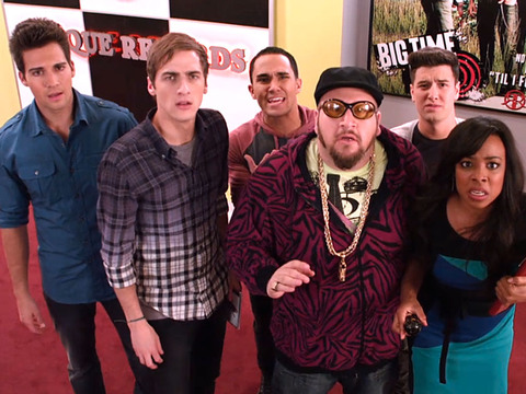 BIG TIME RUSH | S4 | Episódio 402 | Big Time Rush - O Escândalo