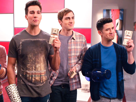 BIG TIME RUSH | S4 | Episódio 404 | Big Time Rush - O Bônus