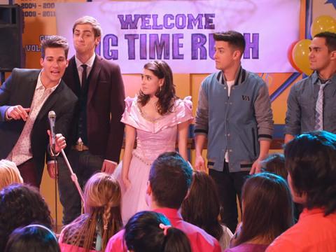BIG TIME RUSH | S4 | Episódio 405 | Big Time Rush - Participações Especiais