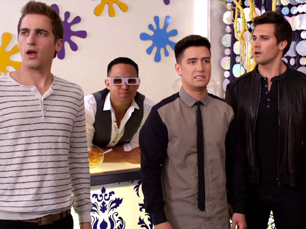 BIG TIME RUSH | S4 | Episódio 412 | Big Time Rush - O Grupo dos Sonhos - Parte 1