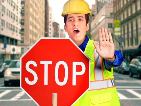 Big Time Crossing Guard