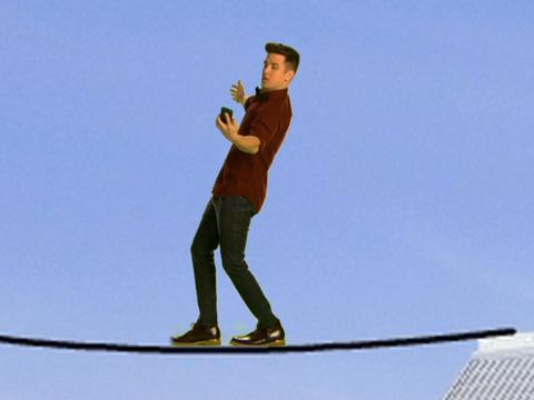 Logan Walks the Line