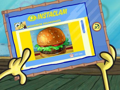 "SpongeBob Squarepants: ""SpongeBob's Instaclam!"""