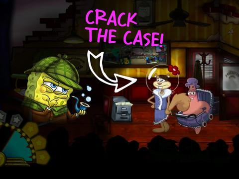 Nick Gamer: The SquarePants Mysteries