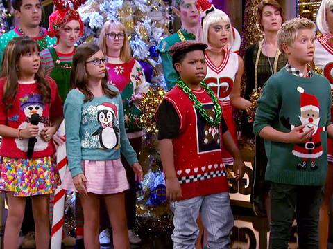 GAME SHAKERS | S1 | Episodio 11 | Feliz Navidad con Papas y Reggae