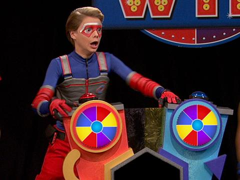 "Henry Danger: ""Stunts Reel"""