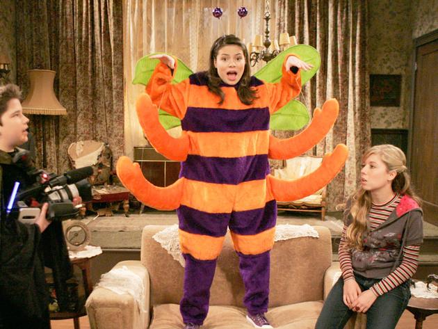 ICARLY   S1   Episódio 114   iCarly - O Halloween