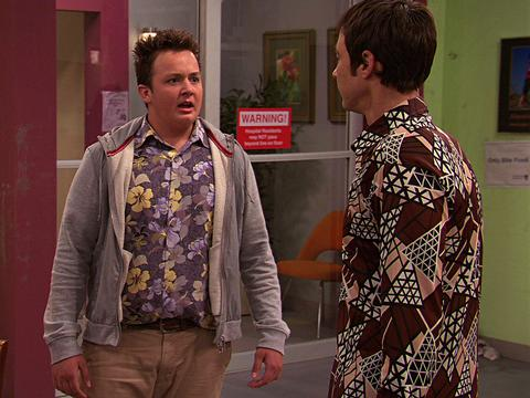 "iCarly: ""iLost My Mind: The Future of Gibby's Nose"""