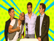 KCA 2013: Big Time Rush