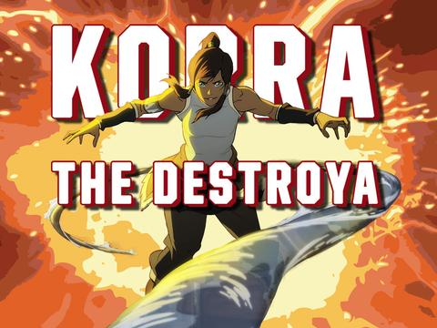Legend of Korra: Pro-Bending League Championship!