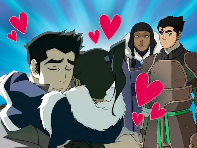 "Legend of Korra: ""The Top 10 Heartbending Moments in Korra History"""